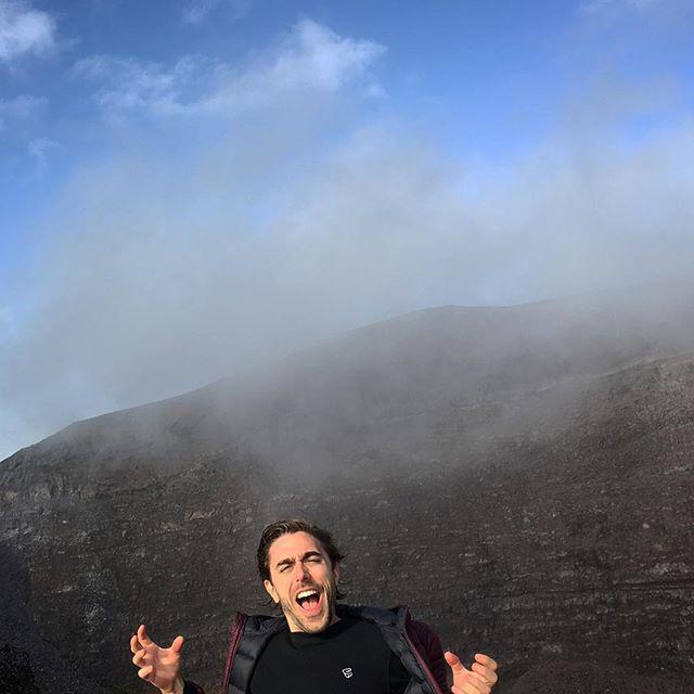 #calderacraze #volcanostyle #vesuvifuss