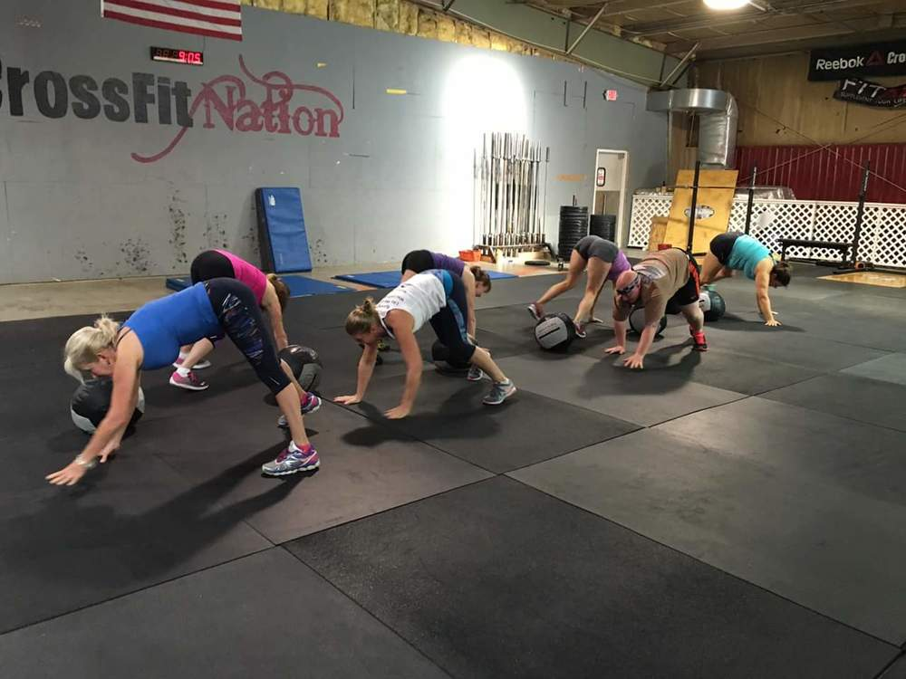 Crossfit Gym Easton Personal Training