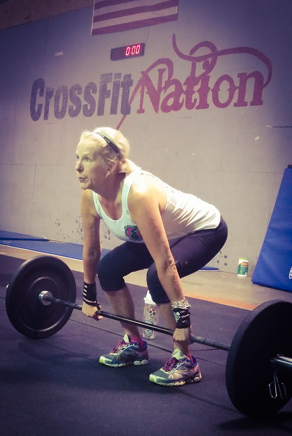 Crossfit Easton Strength Training over fifty fitness healthy aging boot camp
