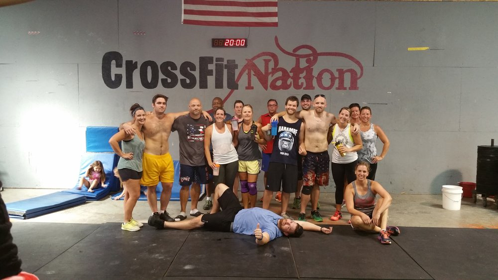 crossfit bootcamp karate easton md wieght loss