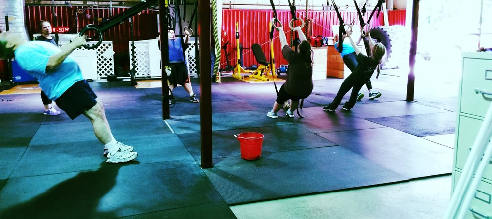 Easton Personal Training CrossFit  weight loss