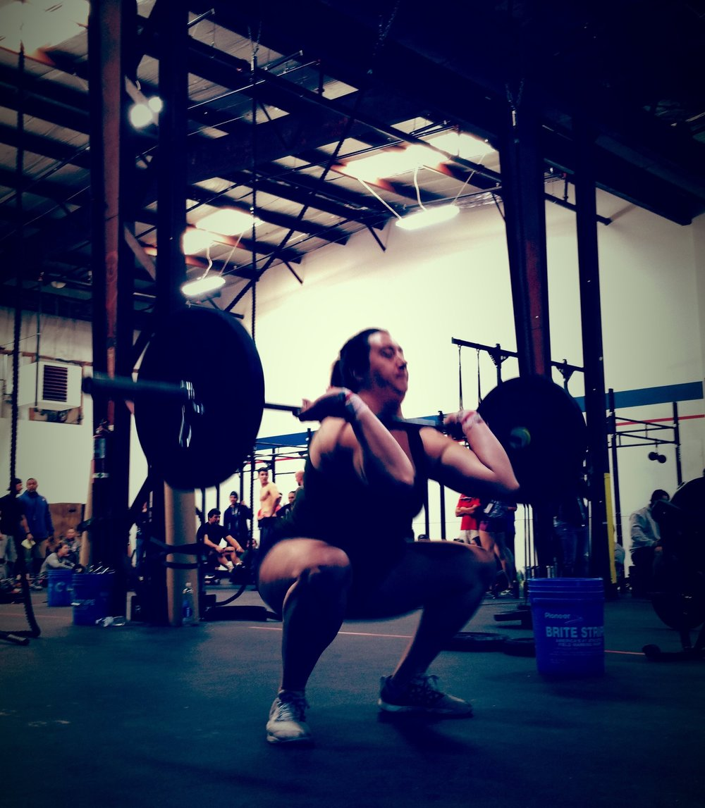 CrossFit Easton Weight Loss