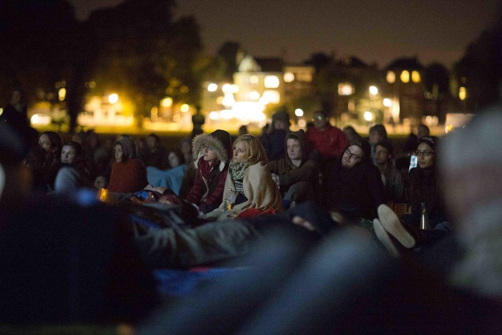 Free Film Festival, Peckham Rye