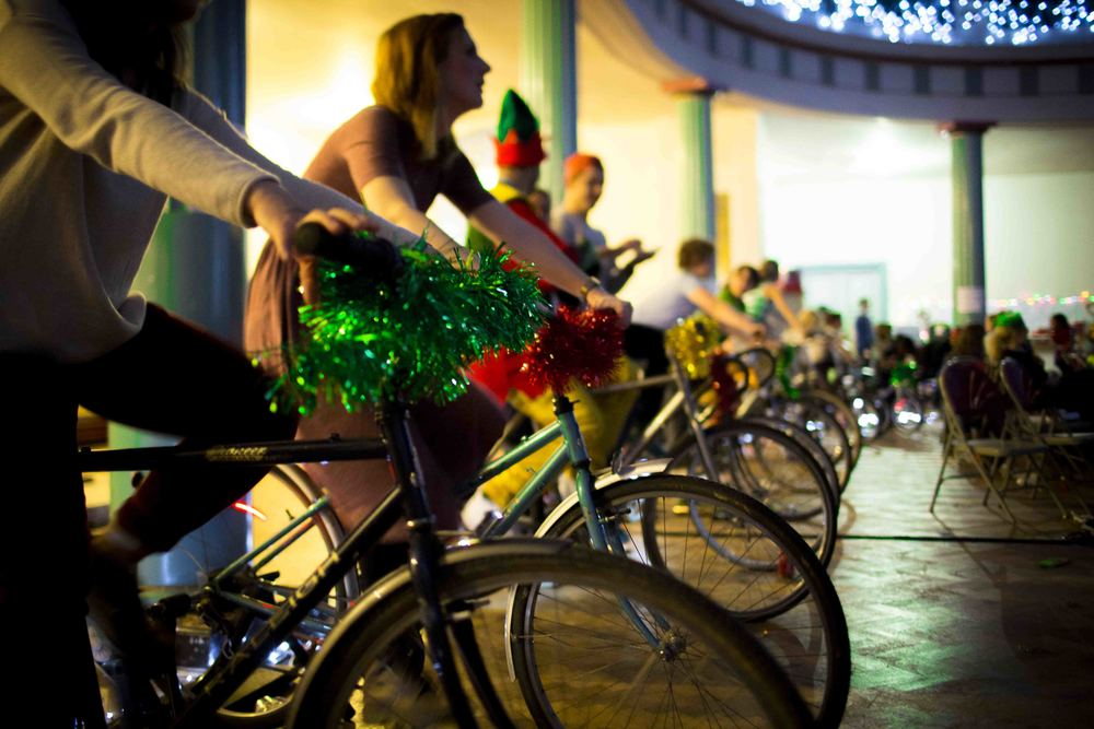 Big Cycle Cinema Make Hackney Sparkle (6 of 9)