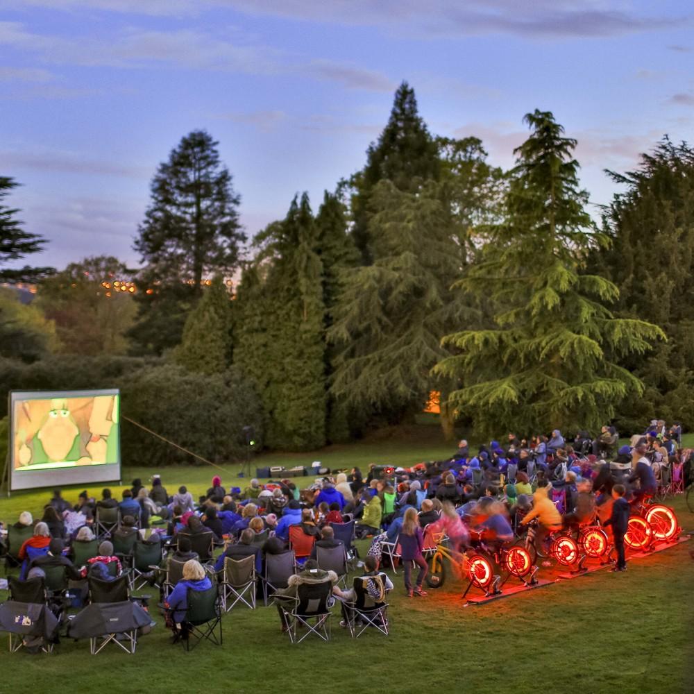 Hire Medium Bicycle Cinema