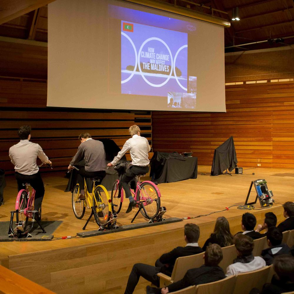 Hire Bicycle Presentations