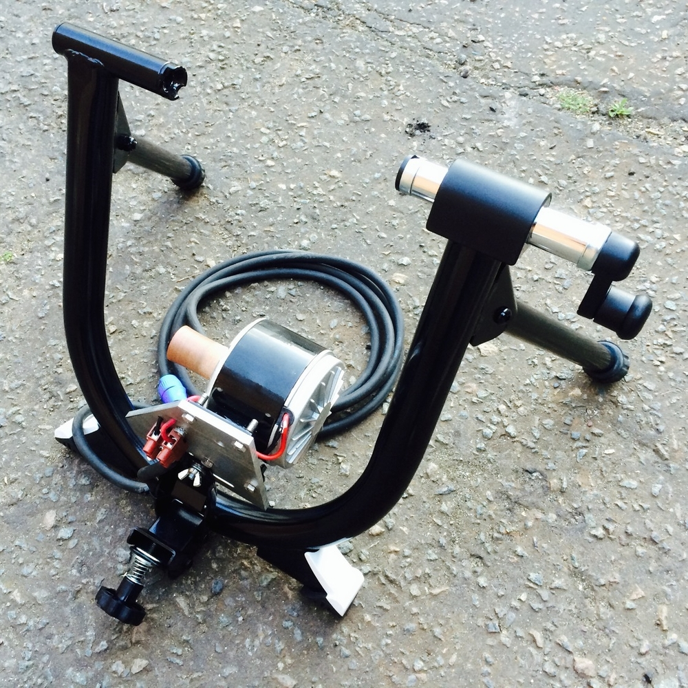 Bicycle Friction Generator