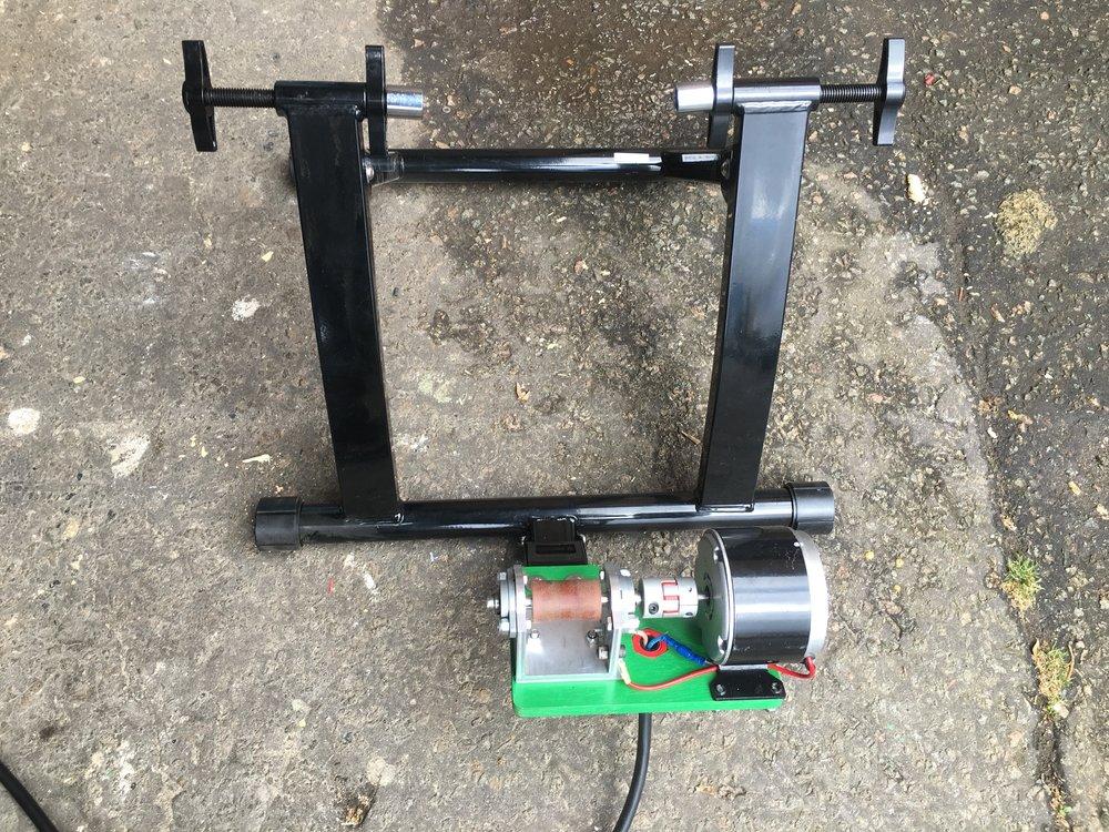 Friction Generator