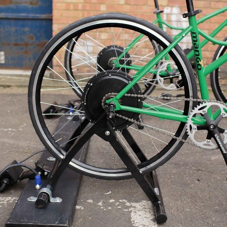 BICYCLE - HUB & FRICTION MOTORS