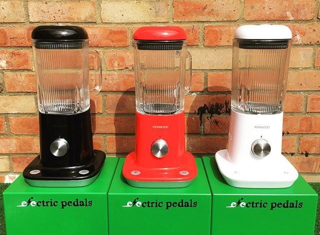 Smoothies - Pedal-Powered Smoothie Makers