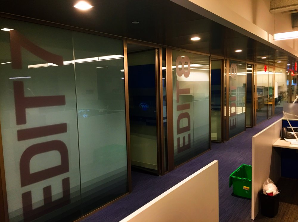 49th floor edit suites