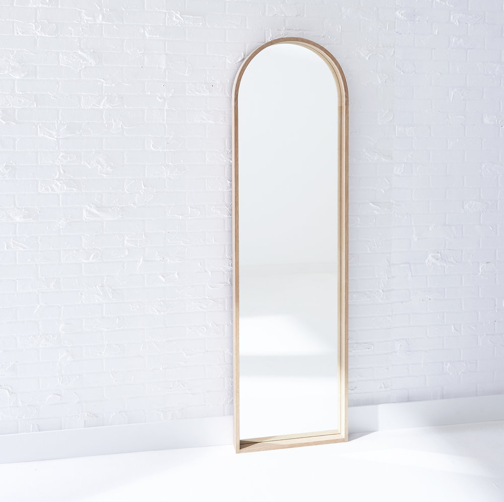 Euclid Mirror by Coolican & Company