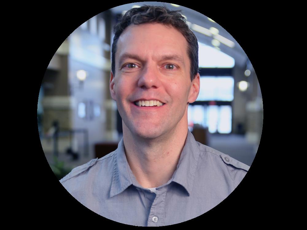 Pastor Mark McKinstry // Christian Education & Missions Pastor