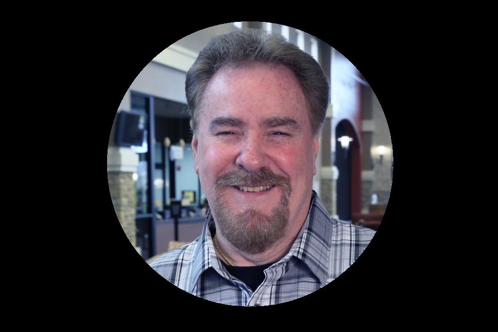 Pastor Ken Beach // Creative Arts & Executive Pastor