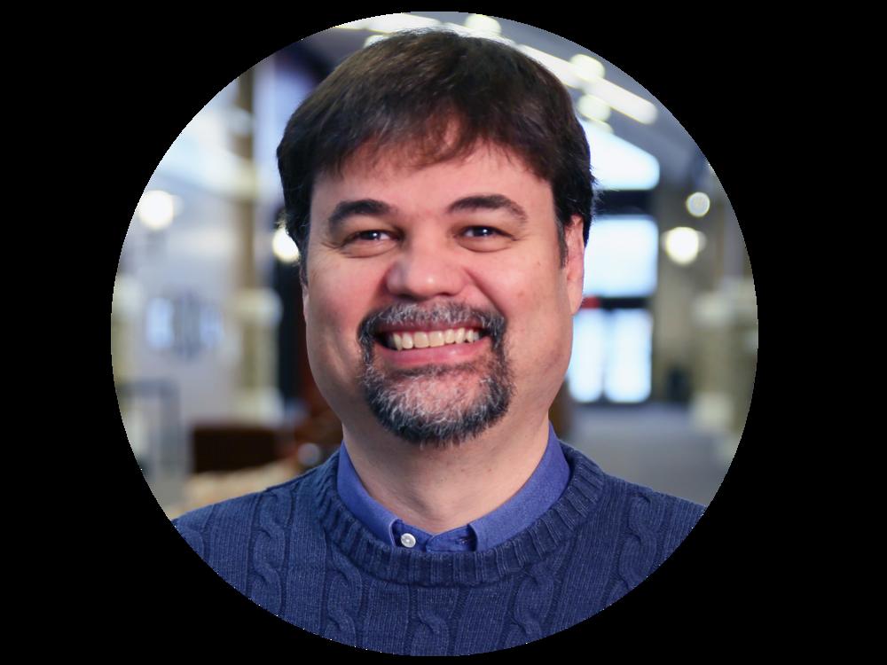 Pastor Dennis Daywitt // Children's Pastor