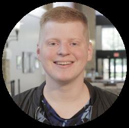 Tyler Jensen // Worship Associate