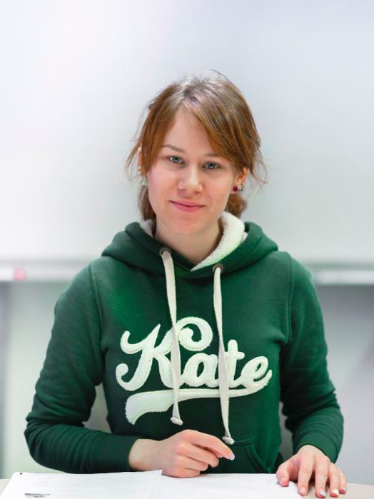 Jekaterina, 20 Jahre alt, Visaginas, Litauen.