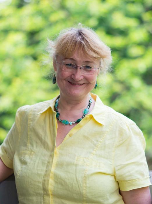Dagmar, seit 25 Jahren DaF Lehrerin.