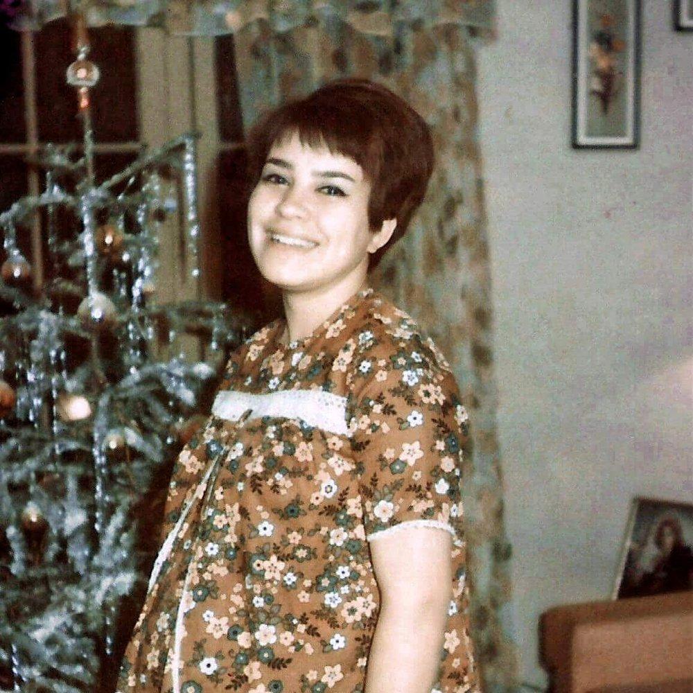 Mrs. Rafaela Lopez, circa 1960's