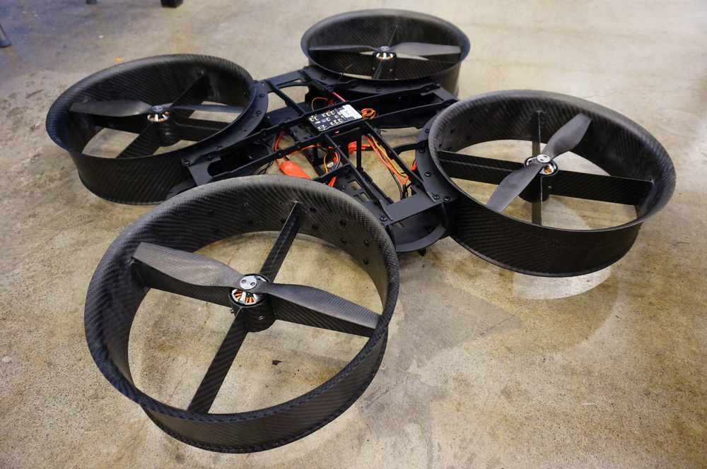 Ducted Fan Drone – Quotes of the Day