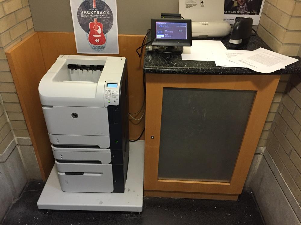 Dorm Printer