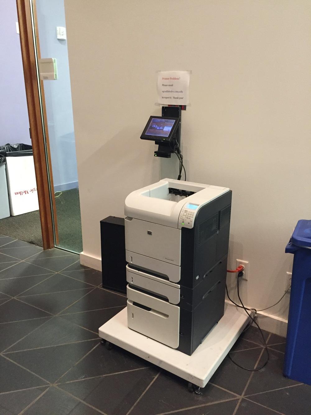 Cafe Printer