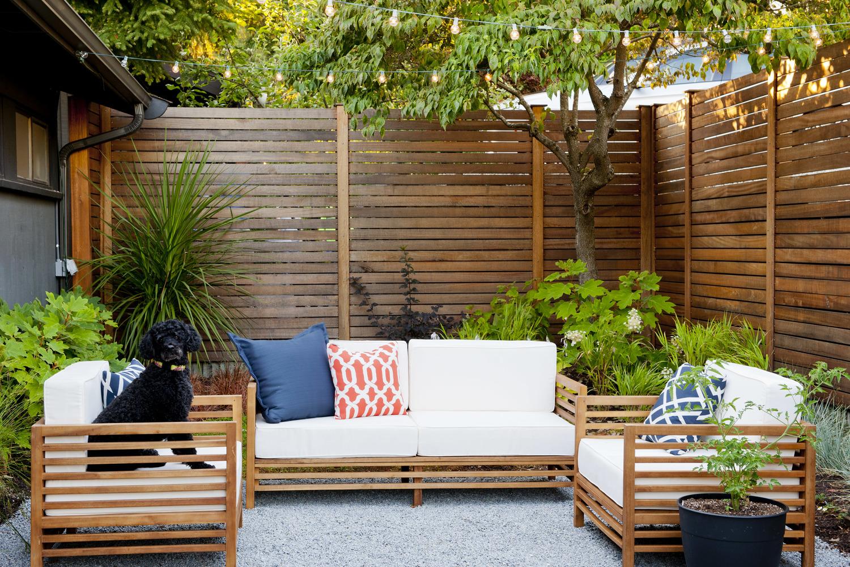 Mid Century Courtyard Remodel — SCJ Studio