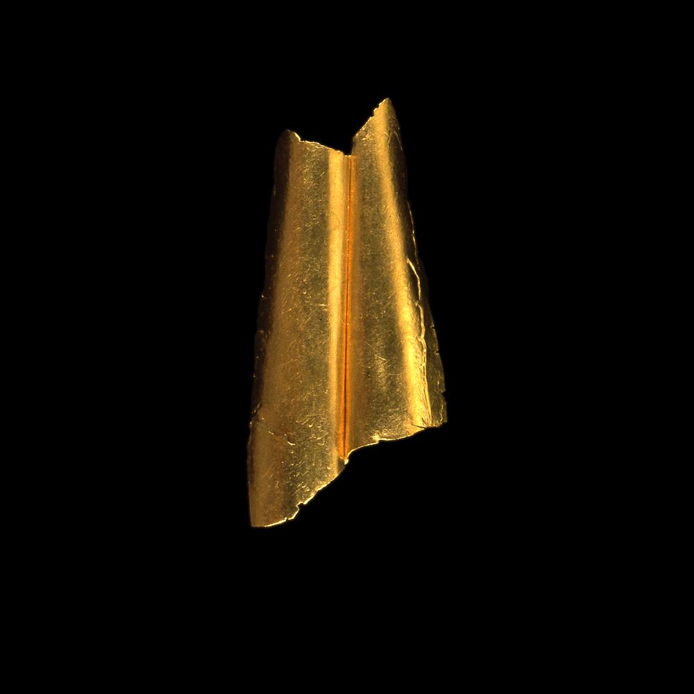 """1980s  24-karat gold, 1x3"""""""