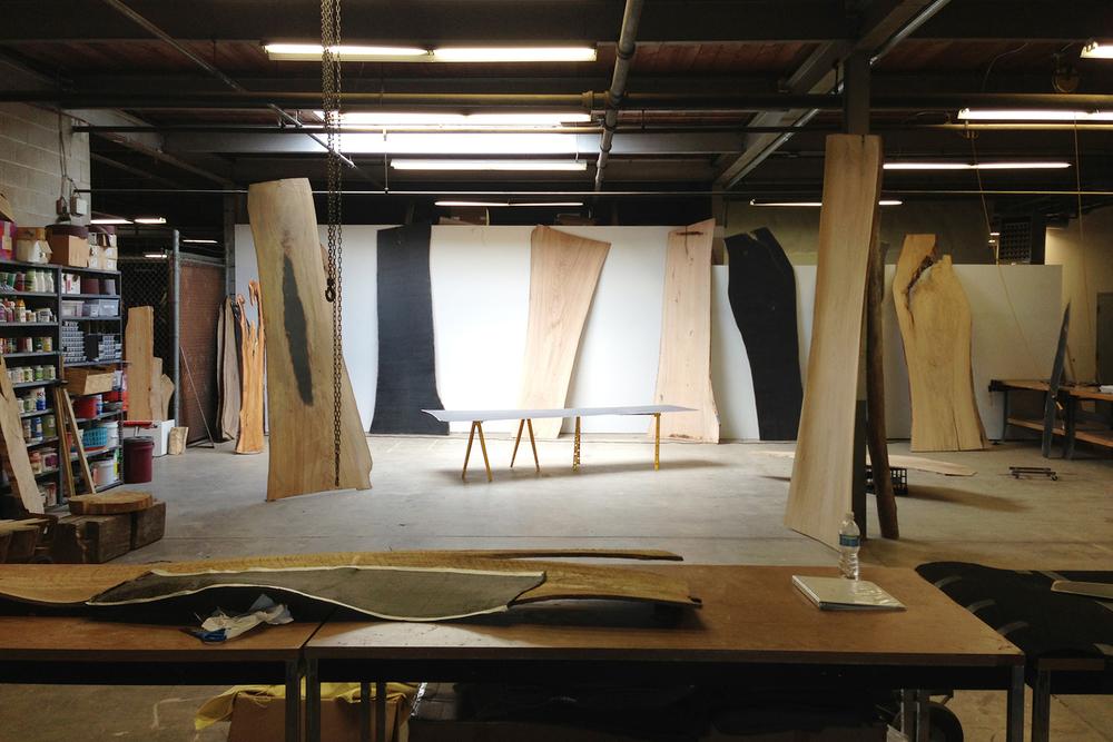 Studio View, 2012