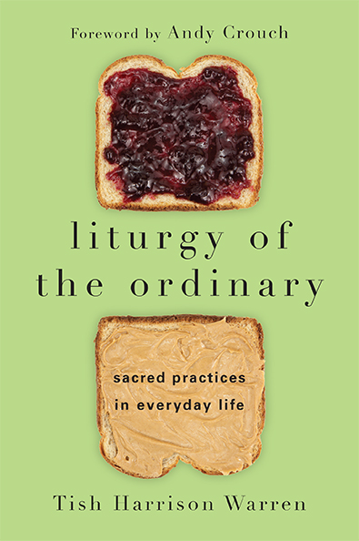 Liturgy of the Ordinary releases in December, but you can pre-order now.