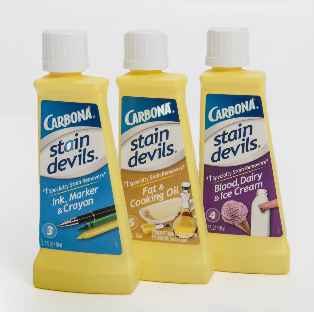 Carbona Stain Devils, purchase  here .