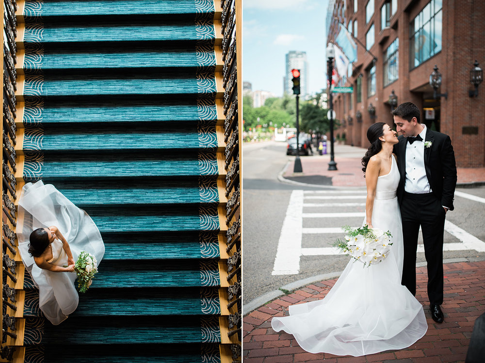 Four Seasons Boston Wedding Photography Luxury Fine Art