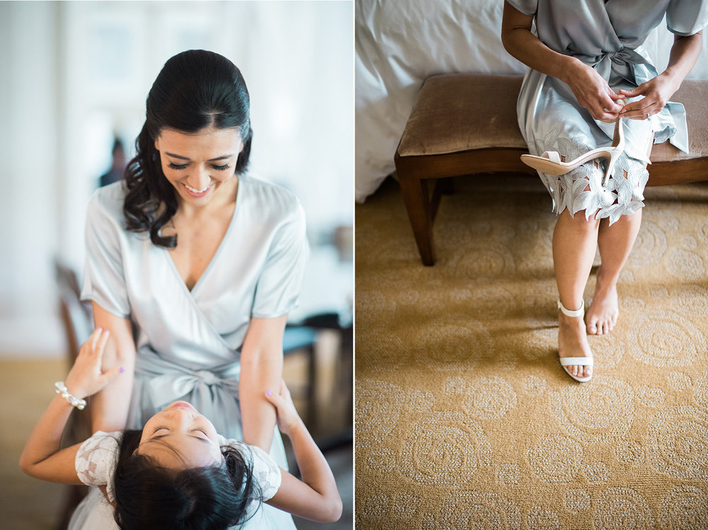 Four Seasons Boston Wedding Photography Luxury Documentary Getting Ready