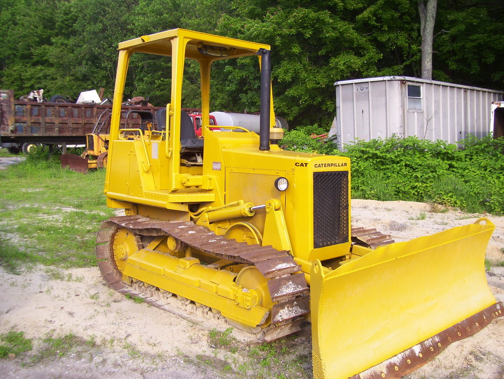 Cat D3 Bulldozer