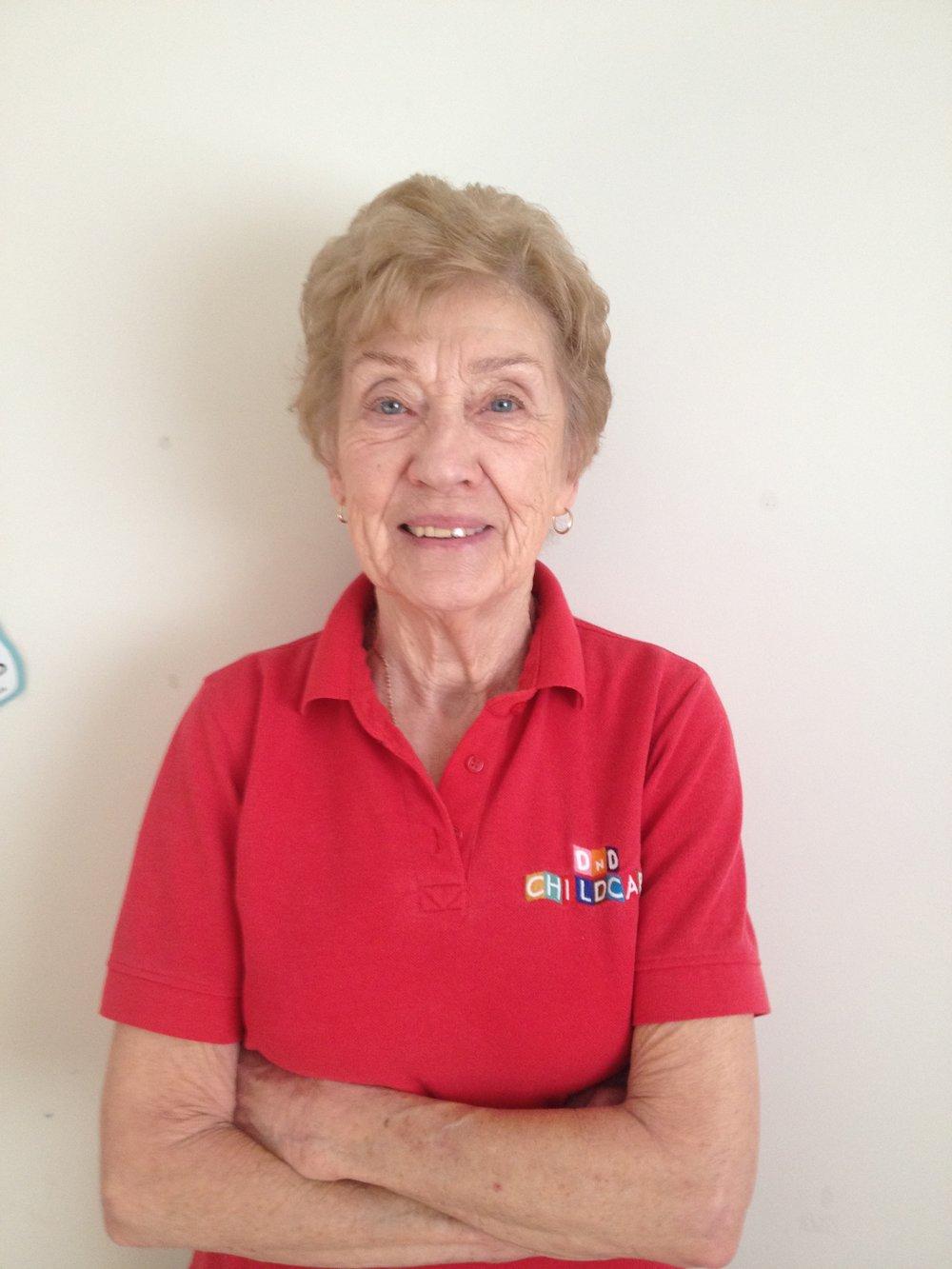 Nan/Marion - Kitchen Volunteer