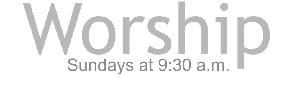 Worship Sundays at 9.30 Image