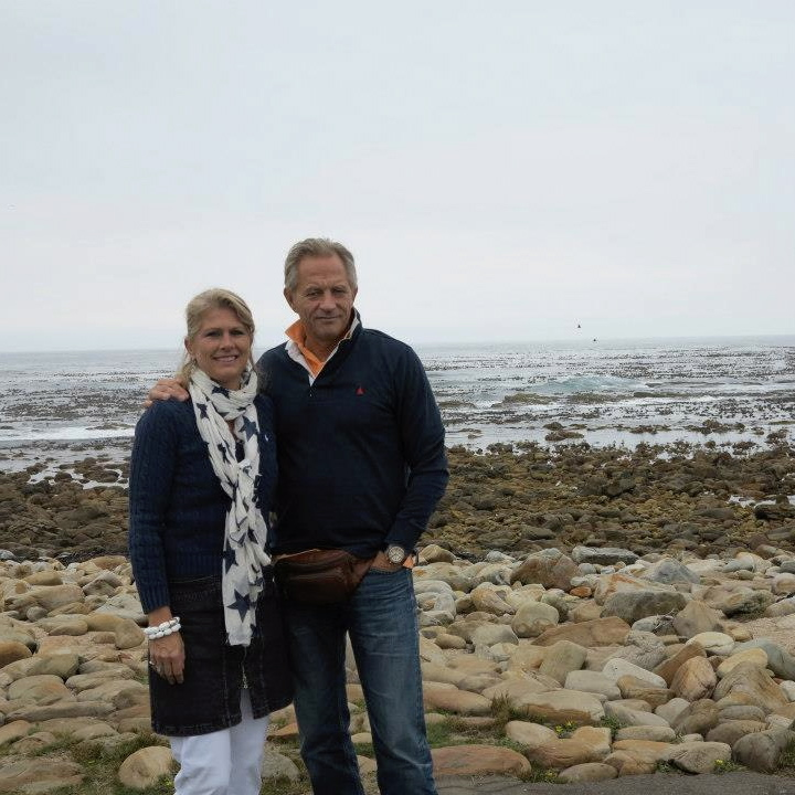 Cathrine and Trond Ivar (Mr. T) from Norway