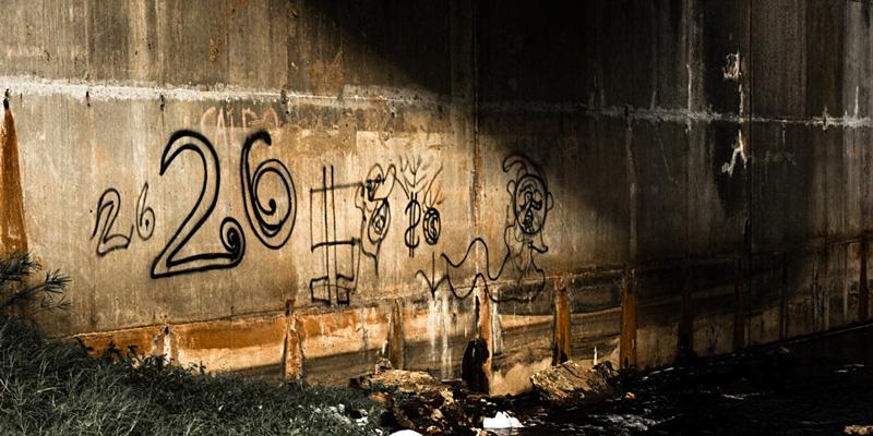 Gang graffiti in Cape Town // Source:media.capetowndailyphoto.com