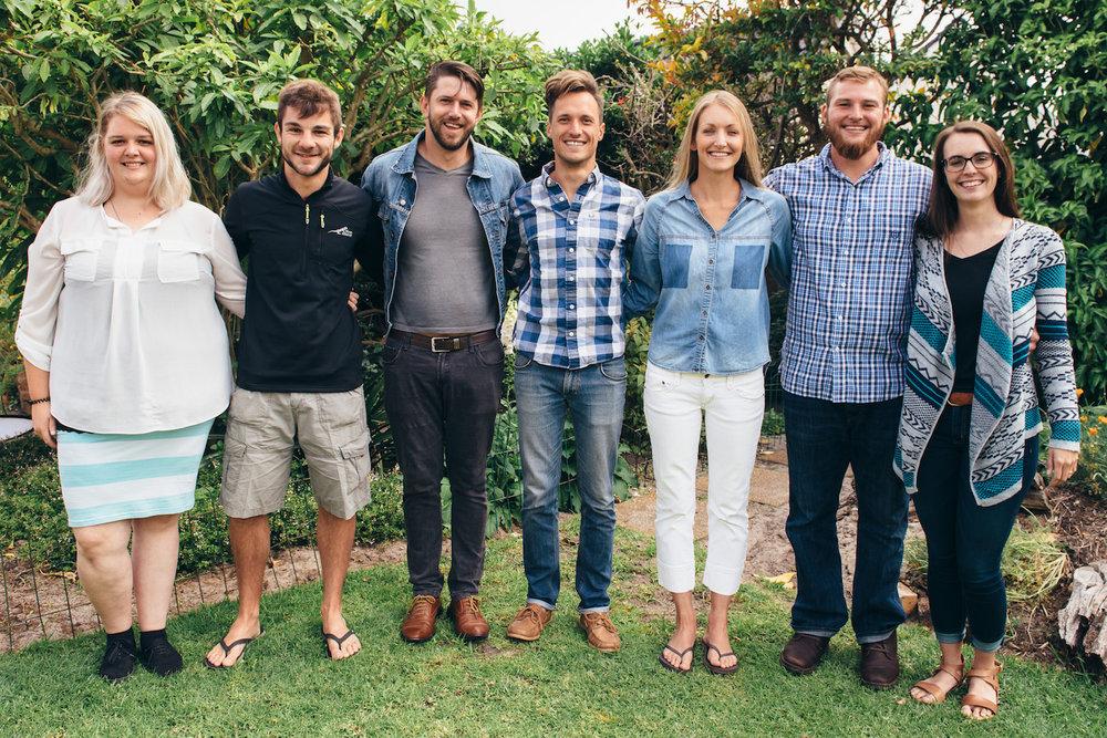 Our incredible Yebo Life team!