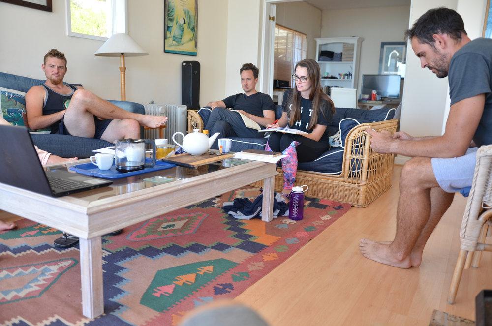 Brainstorming @ 2017 Team Retreat