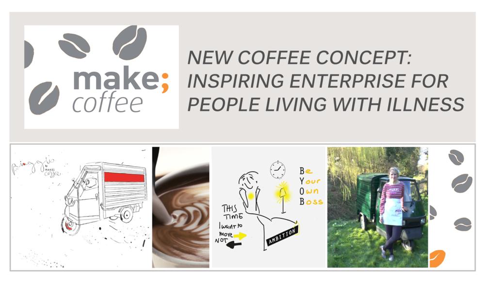 make; it happen, make; coffee