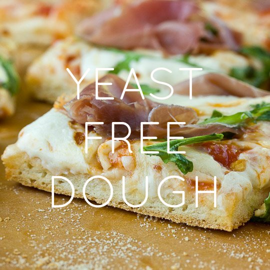 Yeast Free Dough