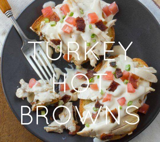 Turkey Hot Browns
