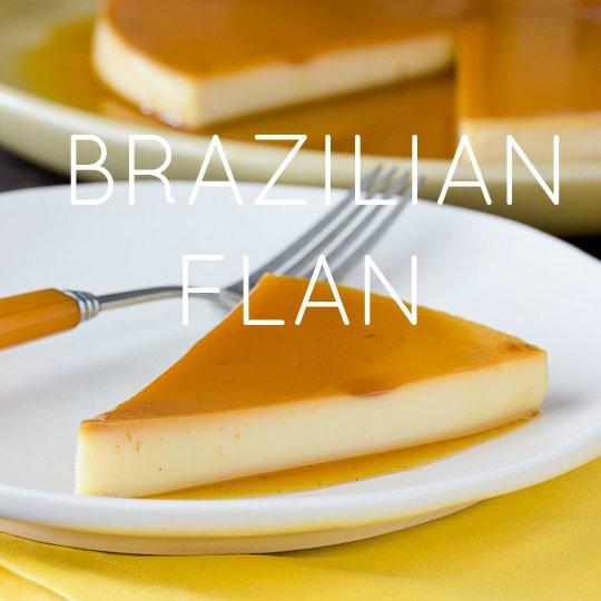 Brazilian Flan