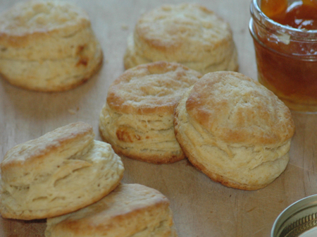 Buttermilk Biscuits 1