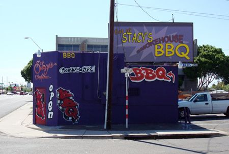 Stacy's Smokehouse Barbecue