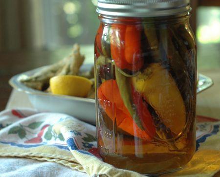 Pepper Vinegar1