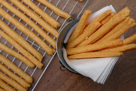 Cheese Straws 2