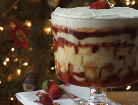 Holiday Trifle 1