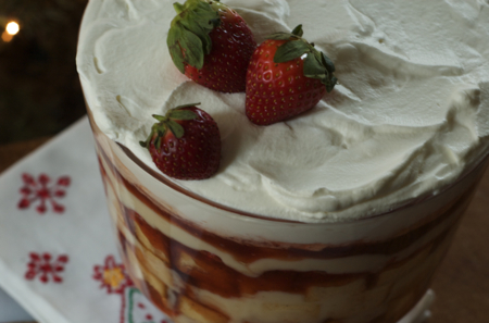 Holiday Trifle 2
